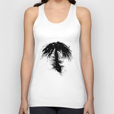 By The Palm Unisex Tank Top