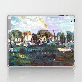 Put n Bay painting 2 Laptop & iPad Skin