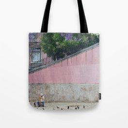 Paint me pink Tote Bag