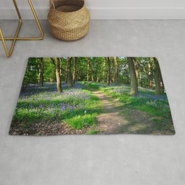 Bluebell Woods Rug