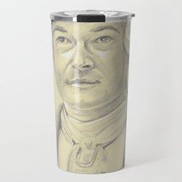 Brewster in Disguise Travel Mug