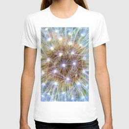 Luminous Colorful Blowball T-shirt