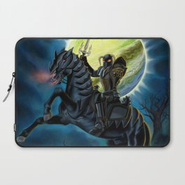 Heavy Metal Knights Laptop Sleeve
