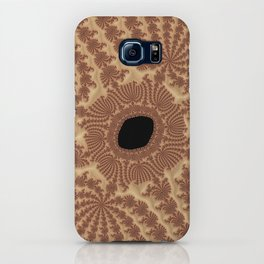 Fractal Cascade 1 iPhone Case
