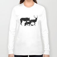 marauders Long Sleeve T-shirts featuring Marauders by chardeekellys