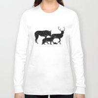 marauders Long Sleeve T-shirts featuring Marauders by chardeekellys