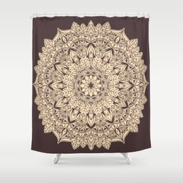 Mandala 2 Shower Curtain