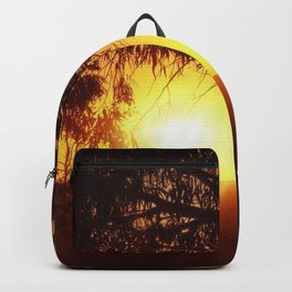 Sunset Silhouettes | Beautiful Nature Backpack