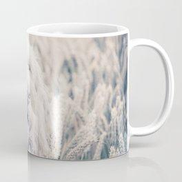 Pure White Barley Coffee Mug