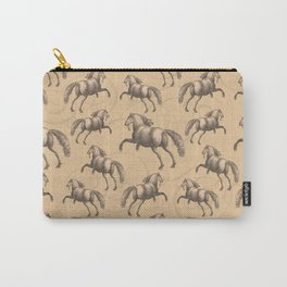 Galloping Spanish Horses Carry-All Pouch