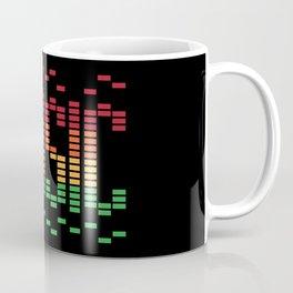 Music Equalizer Coffee Mug