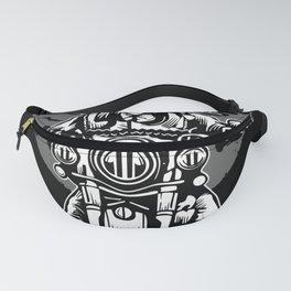 Indian Chief Motorcycle Fanny Pack
