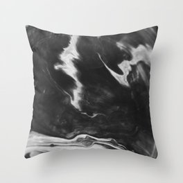 Form Ink No. 27 Throw Pillow