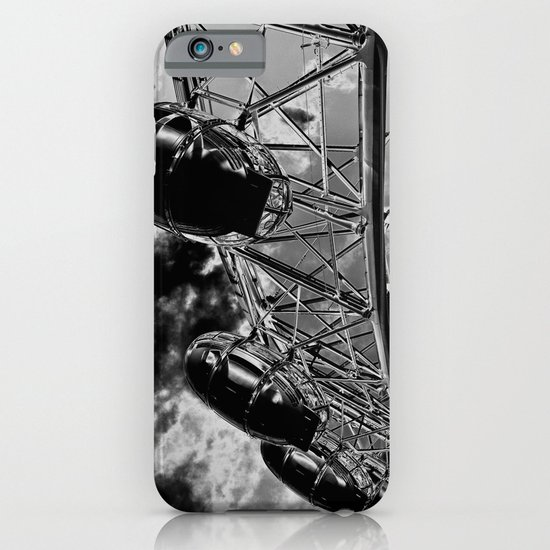 The London Eye Art iPhone & iPod Case