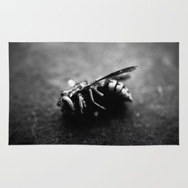 Apis Mellifera — Let This Not Be The Future. Rug
