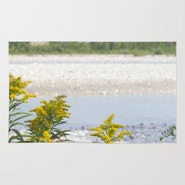 River banks Rug