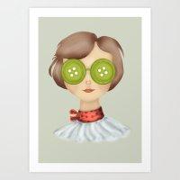 Dots, Spots, Speckles. Art Print