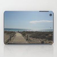 boardwalk empire iPad Cases featuring Boardwalk by Tasha Saussey