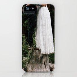 Kelsey & Kota 2 iPhone Case