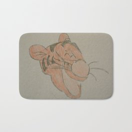 Tigger Bath Mat