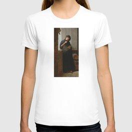 Longing (Saudade) by Almeida Junior T-shirt