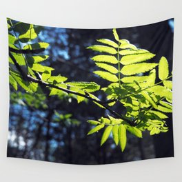 Rowan branch Wall Tapestry