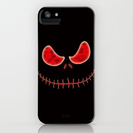 Happy Screaming iPhone Case