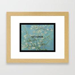 Van Gogh, Almond Blossom Framed Art Print