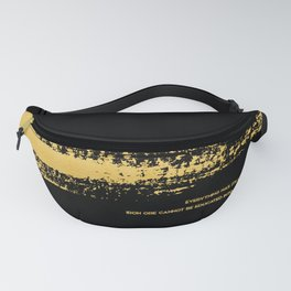 Value of Gold Fanny Pack