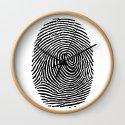 Fingerprint CSI crime scene by closeddoor