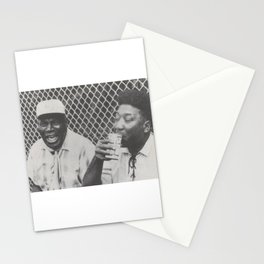 Howlin Wolf and Muddy Waters Stationery Cards