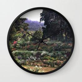 Sri Lankan Garden Wall Clock