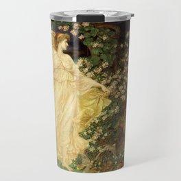 "Sir William Blake Richmond ""Venus and Anchises"" Travel Mug"