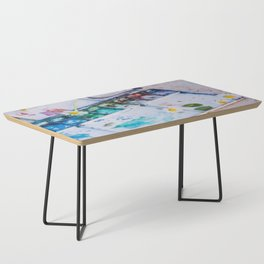 Watercolor Coffee Table