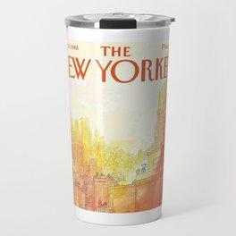 The New Yorker - 09/1988 Travel Mug