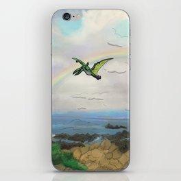 Flight of Fancy iPhone Skin