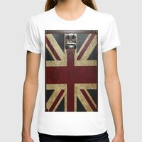 england T-shirts featuring England Reisen by Fine2art