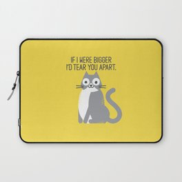 Purrfectly Honest Laptop Sleeve