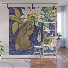 Fragrant Flowers Wall Mural