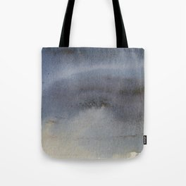 Oil Slick Abstract Art Tote Bag