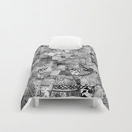 Mandala 2 Comforters