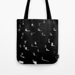 No Light Without Darkness #2 Tote Bag