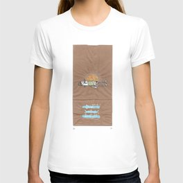 Drink it out of the bottle T-shirt