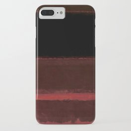 1958 Four Darks on Red by Mark Rothko iPhone Case
