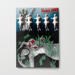 five girls Metal Print