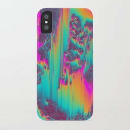 THERE'S NO LIE IN HER FIRE iPhone Case