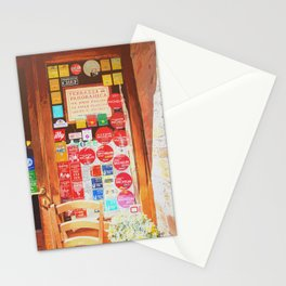 Michelin stars at the heart of Tuscany  Stationery Cards