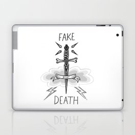 Fake Your Death Laptop & iPad Skin