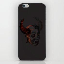Trueforms #1 - demon!Dean iPhone Skin