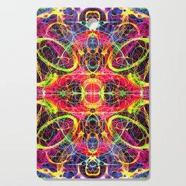 Psychedelic Cutting Board
